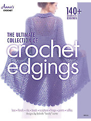 The Ultimate Collection of Crochet Edgings - Electronic Download