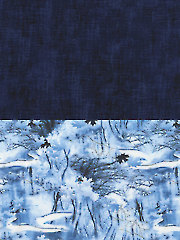Winter Reflections Fabric Pack