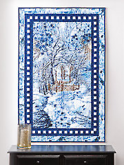 Exclusively Annie's Winter in the Woods Quilt Pattern
