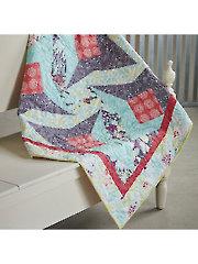 Somersault Quilt Pattern