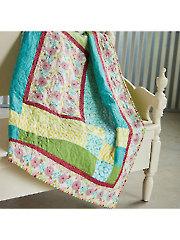 Modern Weave Quilt Pattern