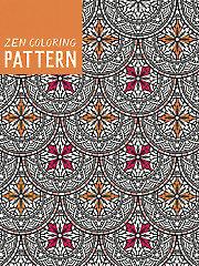 Zen Coloring Pattern