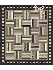 Ribbons Quilt Pattern