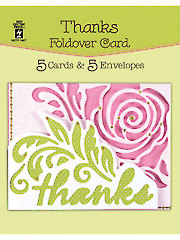 Thanks Foldover Card