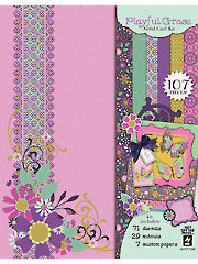 Playful Grace Artful Card Kit