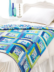 Exclusively Annie's Island Dreamin� Quilt Pattern
