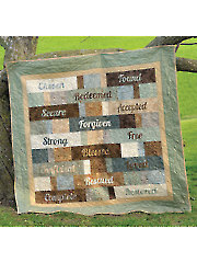 Covered in Truth Quilt Pattern