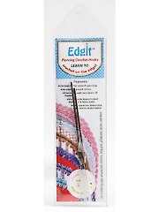 Edgit(tm) Piercing Crochet Hooks