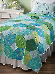 Exclusively Annie's XOXO Quilt Pattern