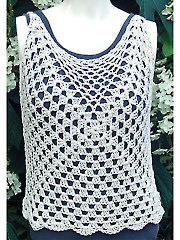 Concamerate Shell Crochet Pattern