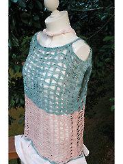 Mazy Top Crochet Pattern