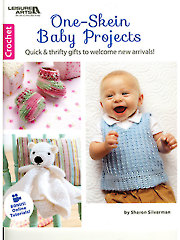 One-Skein Baby Projects