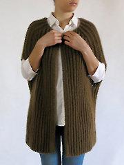 Francis Vest Knit Pattern