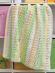 Fresh as a Daisy Baby Blanket Kit