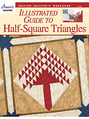 Master Quilter's Workshop Half-Square Triangles