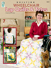 Wheelchair Lap Quilts & Totes