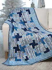 Exclusively Annie's Through the Woods Quilt Pattern or Kit