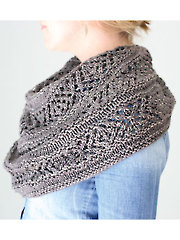 Adama Cowl Knit Pattern - Electronic Download RAK0930
