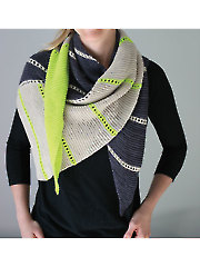 Versus Shawl Knit Pattern
