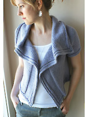 Lilas Cardigan Knit Pattern RYK0933