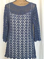 Shear Pleasure Crochet Pattern