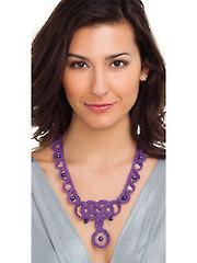 Shannon Necklace Crochet Pattern