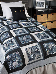 Exclusively Annie's Focused Quilt Pattern