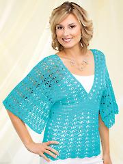 Mei Top Crochet Pattern