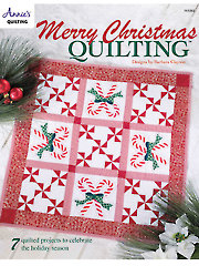 Merry Christmas Quilting - Electronic Download