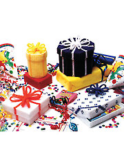 Party Gift Boxes - Electronic Download