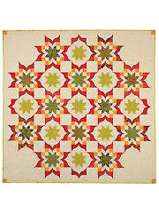 Victorian Dream Quilt Pattern