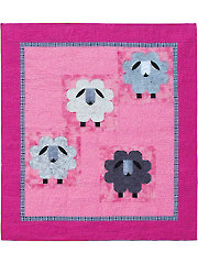 Sheep Happens Quilt Pattern