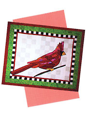 Simply Scarlet Quilt Pattern