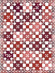 Summer Blooms Quilt Pattern