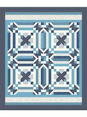 Ocean Blues Quilt Pattern
