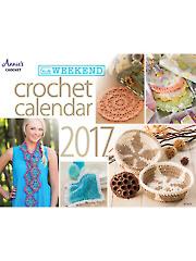 In a Weekend: Crochet Calendar 2017