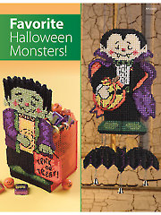 Favorite Halloween Monsters! - Electronic Download