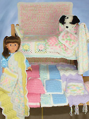 Annabelle's Doll Afghans