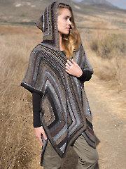 ANNIE'S SIGNATURE DESIGNS: Pauwau Poncho Crochet Pattern