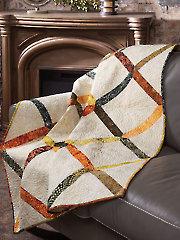 Exclusively Annie's Trellis Quilt Pattern