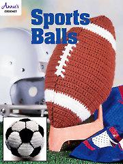 Sports Balls Crochet Pattern