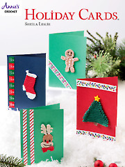 Holiday Cards Crochet Pattern