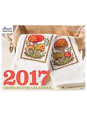 Just CrossStitch Calendar 2017