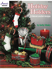 Holiday Holders Crochet Pattern