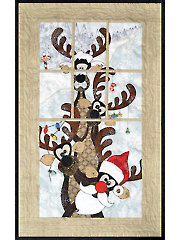 Reindeer Games Embellishment Set