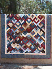 Top Down Quilt Pattern