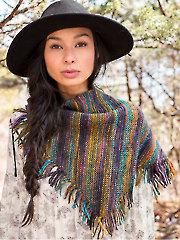 Kveta Shawl Knit Pattern - Electronic Download