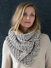 Windham Shawl Knit Pattern - Electronic Download
