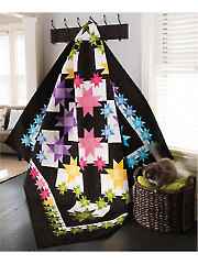 Quilter's Quandary Quilt Pattern