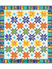 Star Bright Two Quilt Pattern